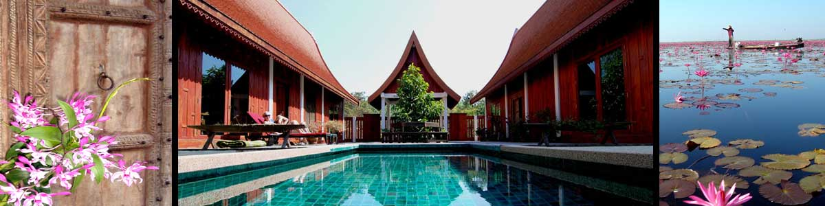 Thailand villa vacation rental