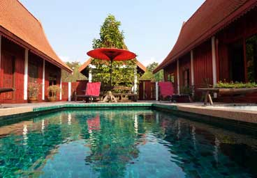 Holiday villa in Thailand for rent